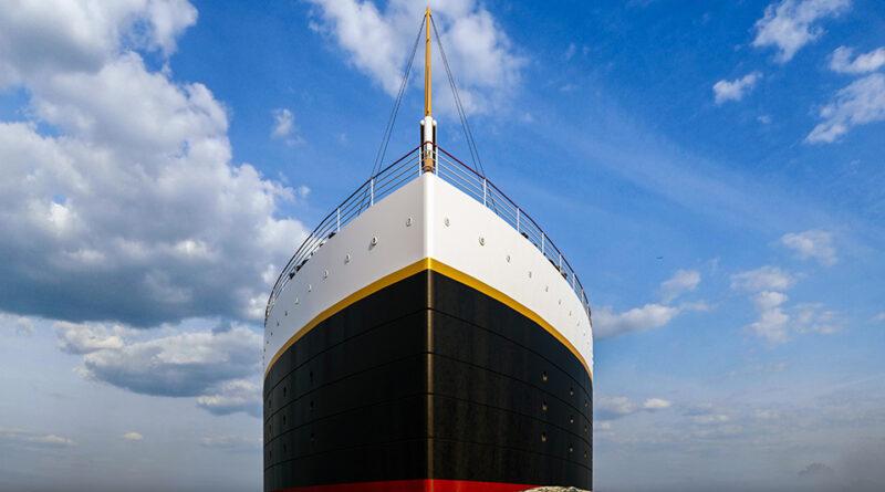 Derrière la scène de Titanic: que se passe-t-il réellement?